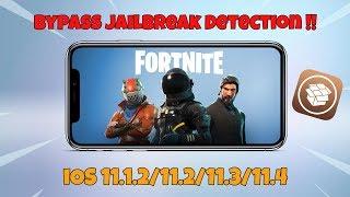 Jailbreak detection bypass ios 11