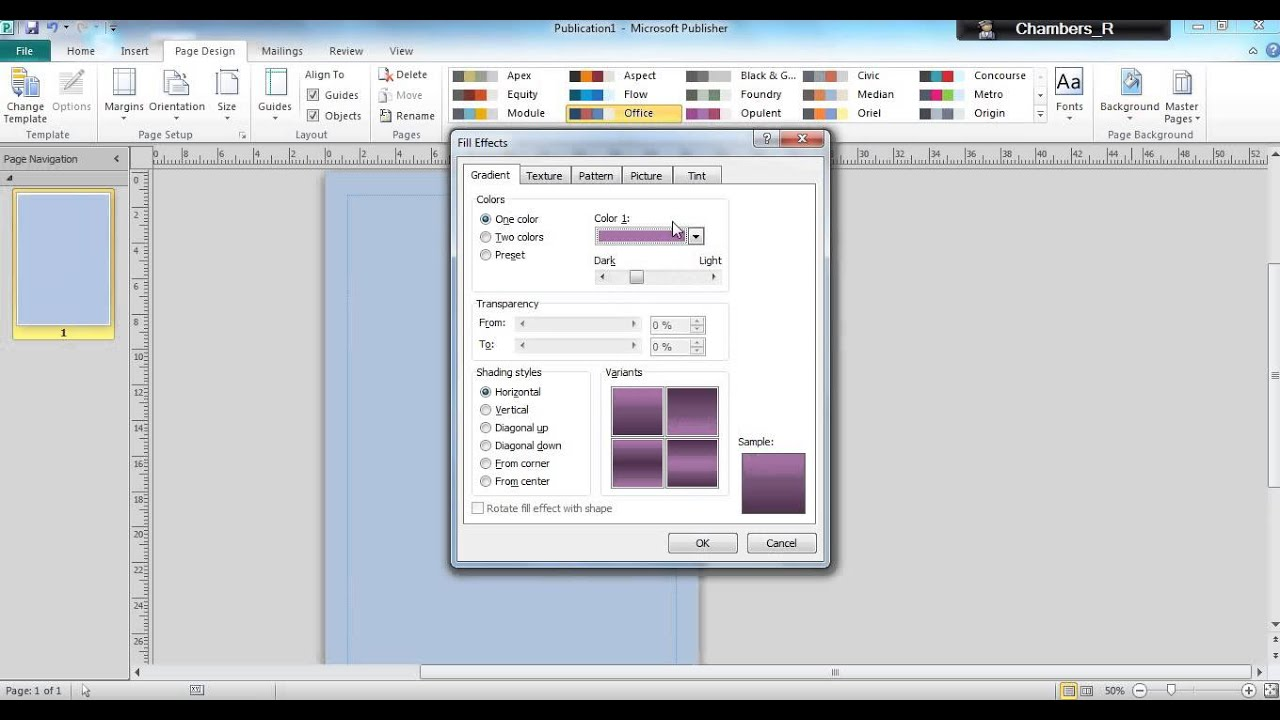 microsoft publisher 2010 youtube