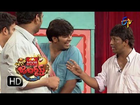 Sudigaali Sudheer Performance – Extra Jabardasth - 29th July 2016 – ETV  Telugu