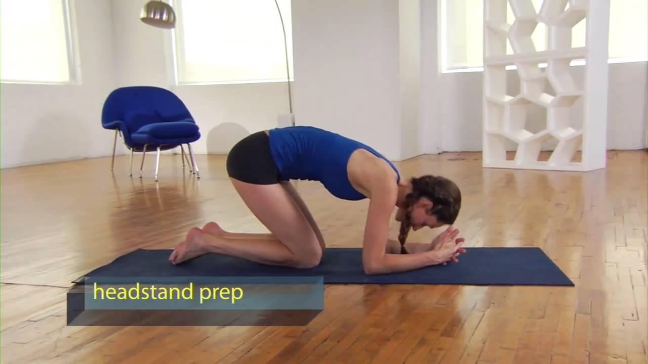 Headstand Yoga Headache