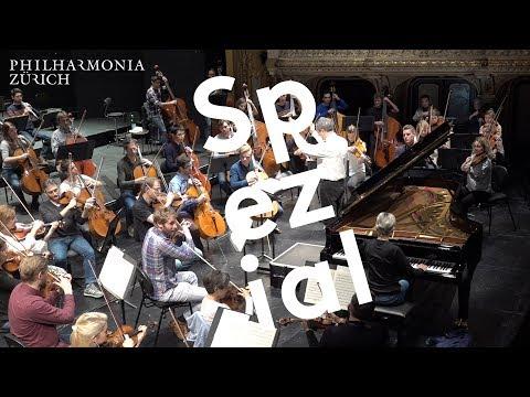 Beethoven 4. Klavierkonzert G-Dur: Fabio Luisi, Hélène Grimaud, Philharmonia Zürich