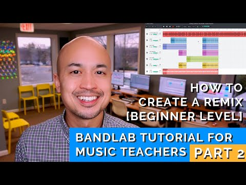 How To Create a Remix With Free Software [Bandlab Tutorial - Part 2] thumbnail
