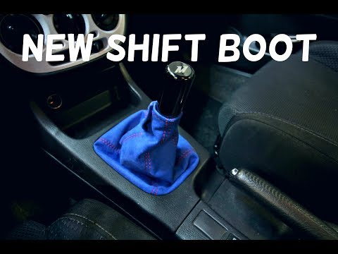 How to Install a Shift Boot | Subaru WRX