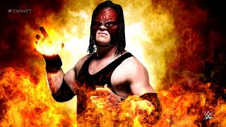 """Kane 12th WWE Theme Song - """"Veil of Fire (Rise Up Remix)"""" with Arena Effects"""