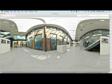 كيفية التصوير البانورامي الكروي 360 درجة والجولات الافتراضية Basics of 360 Photography