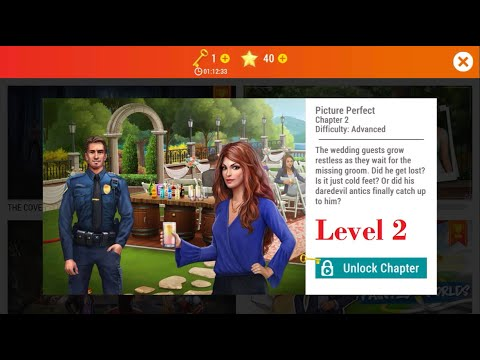 Download AE Mysteries Picture Perfect  by Haiku Games walkthrough Chapter 2.