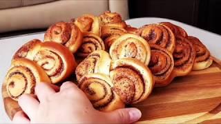 Не возможно остановится поверьте -сахарные булочки на ряженке !