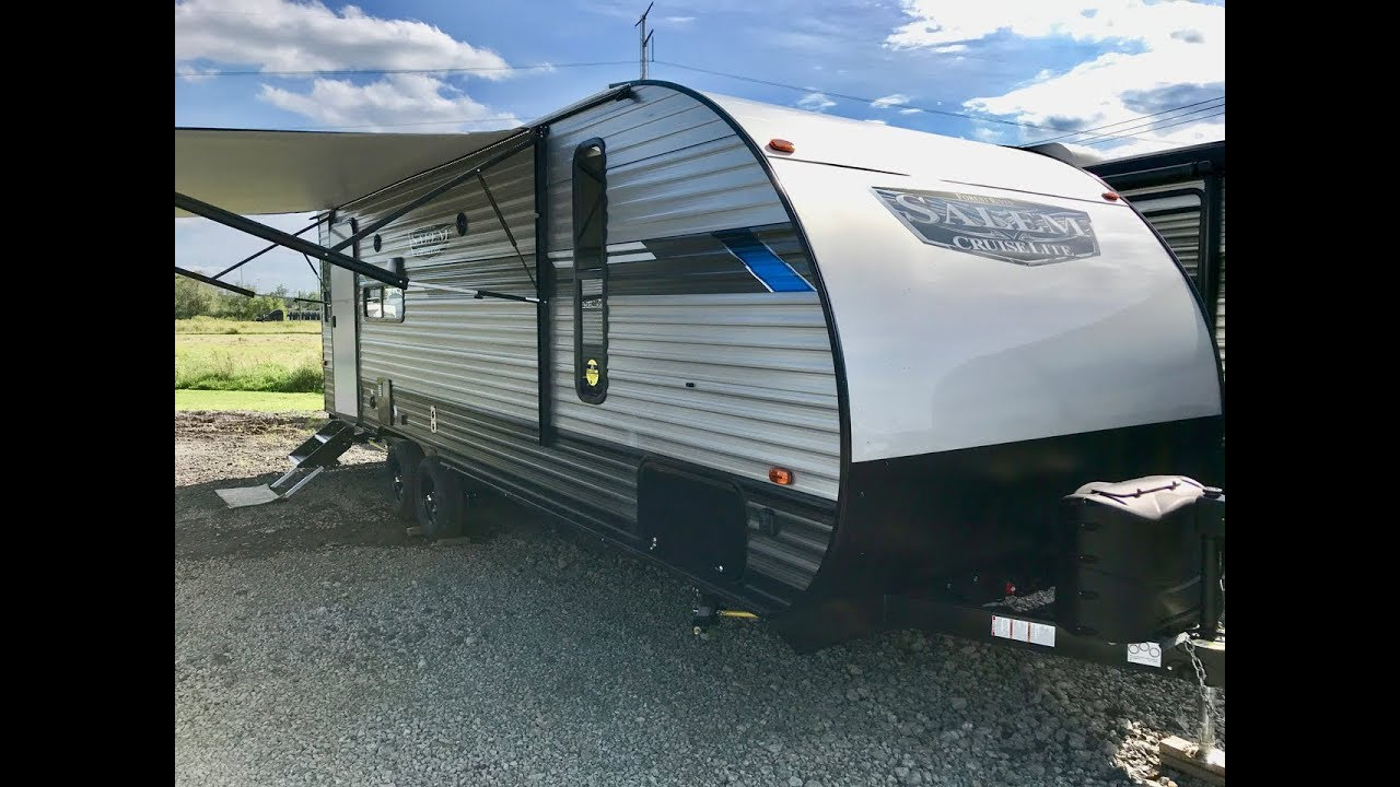 Ohio Rv Dealers >> 2020 Salem 24rlxl Travel Trailer Ohio Camper Rv Dealer Www Homesteadrv Net