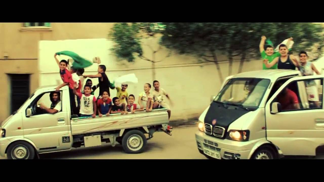 video algerie vs burkina faso by zanga crazy
