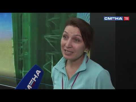 Мотивационный тренинг на Всероссийской олимпиаде по 3D-технологиям в ВДЦ «Смена»