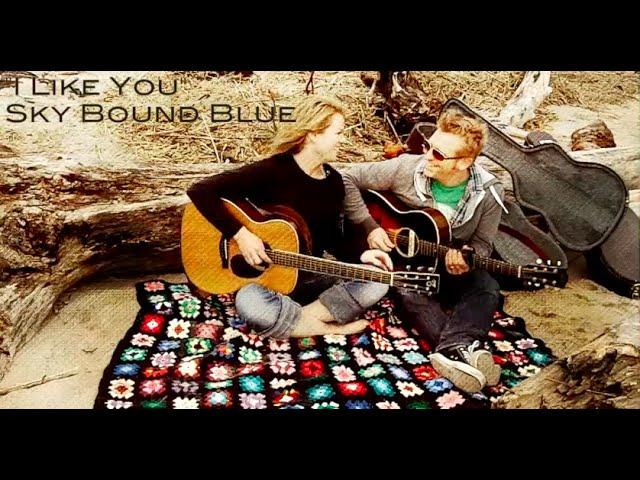 "Sky Bound Blue sings ""I Like You"", Original Americana Music, Mcminnville Oregon"