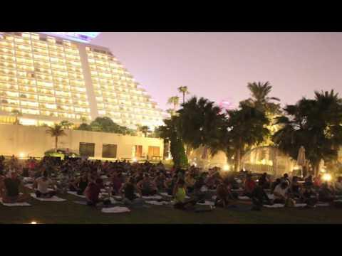 Beginners yoga classes in doha qatar