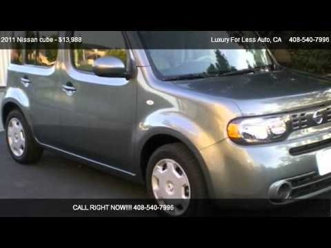 2011 Nissan cube Base  for sale in Campbell, CA 95008