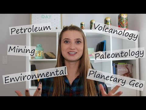What type of Geology should I do? How & why I picked my GEOLOGY specialty.