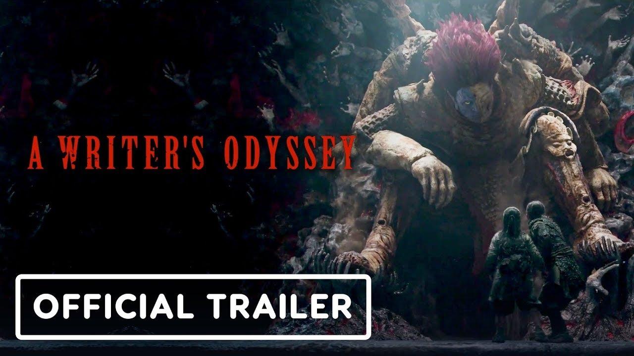 Download A Writer's Odyssey - Official Trailer 2 (2021) Lei Jiayin, Dong Zijian
