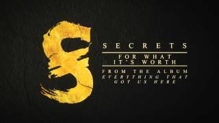 Secret - For What It's Worth