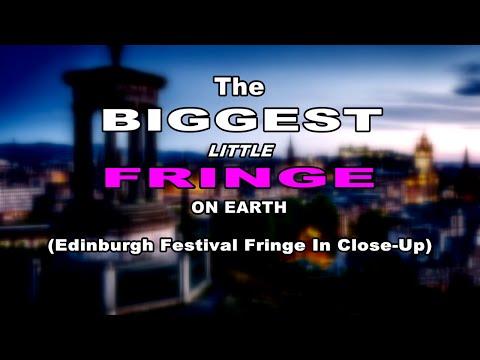 The Biggest Little Fringe On Earth (Documentary)