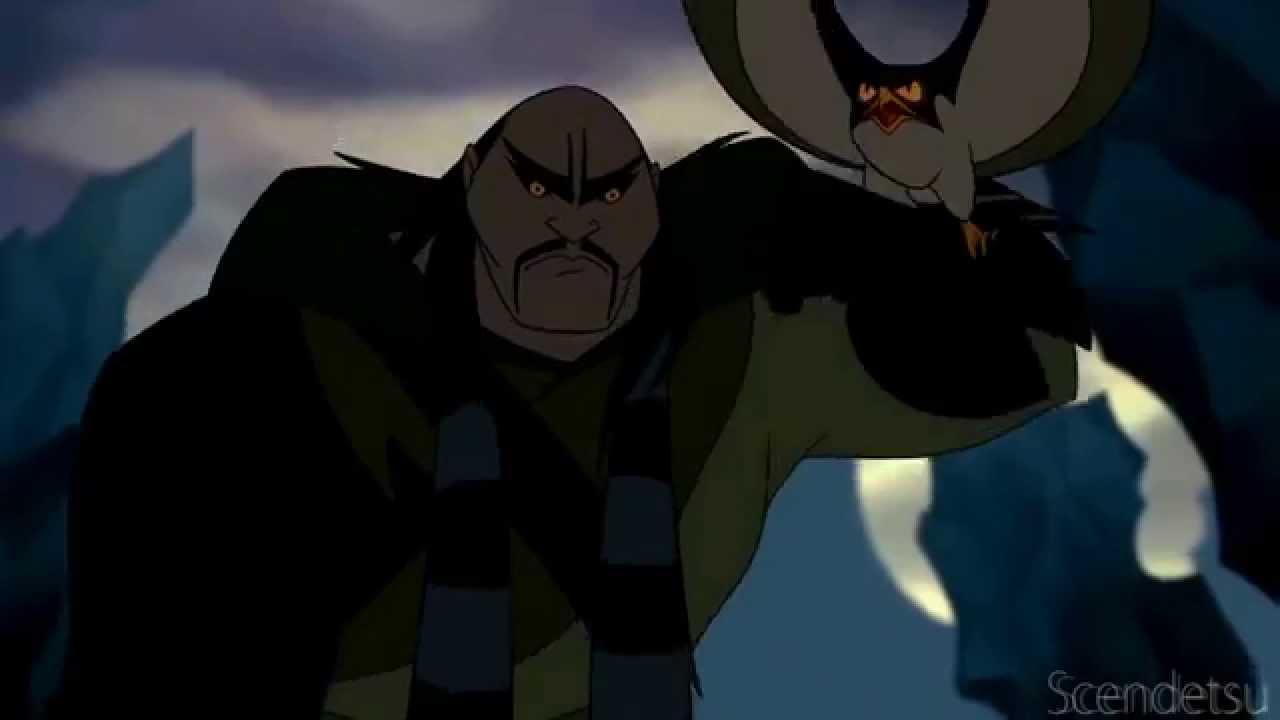 Mulan (1998) Shan-Yu: Decepticons Retreat! - YouTube