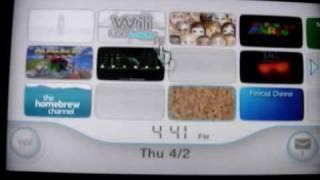 Repeat youtube video Instalando WAD's via WAD Manager 1.4 - WiiFever
