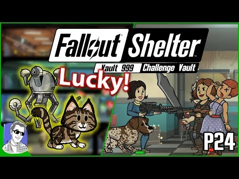 Fallout Shelter Vault 999 Robots And Pets
