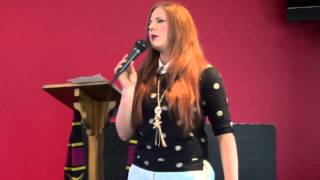 KELSEY GADE |  OHA Ladies Lunch | Comedy | Chocolate  | Women | Disney Lessons