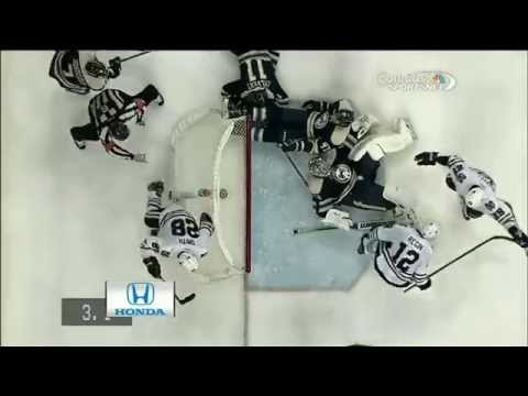 Smith scores winning goal in 3.7 seconds to end @ Blue Jackets