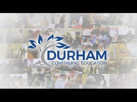 Why Choose Durham Continuing Education (Oshawa, Ontario)