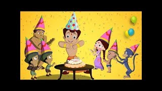 Chhota Bheem Ke Birthday Party..