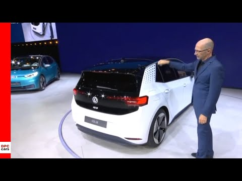 VW ID.3 Unveiling - Volkswagen