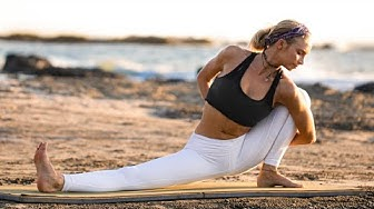 Blissful Yoga Flow For Unsettling Times | Yoga To Find Balance, Strength & Peace At Home