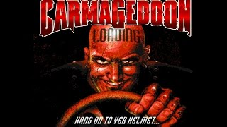 Carmageddon (PC/DOS) 1997, SCi Games, Stainless Software (3DFX)