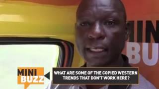 Repeat youtube video Copied western trends that do not work in Uganda | Minibuzz Uganda