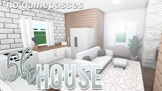 ROBLOX | Bloxburg: 5k House *no gamepass*