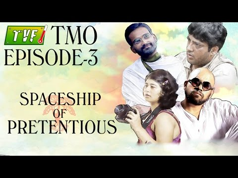 TVF's The Making Of...  S01E03  'An Indian Arthouse Film' Spaceship of Pretentious