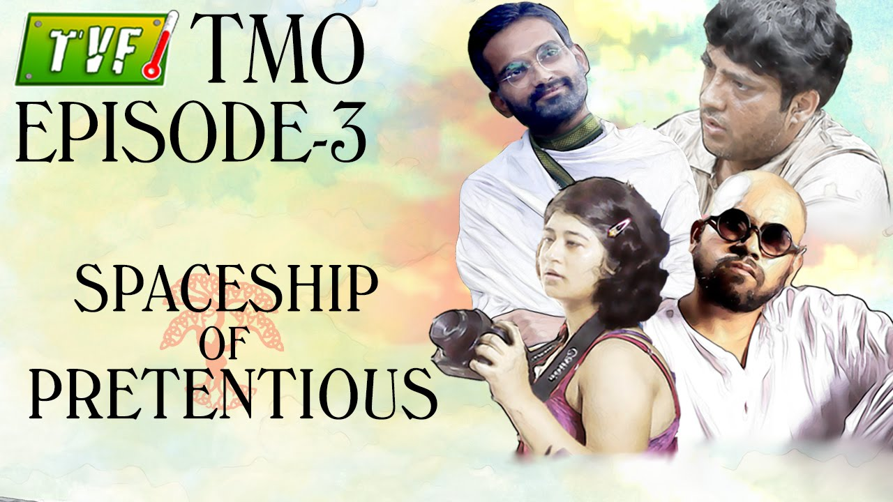 TVF's The Making Of... | S01E03 | 'An Indian Arthouse Film' (Spaceship of Pretentious