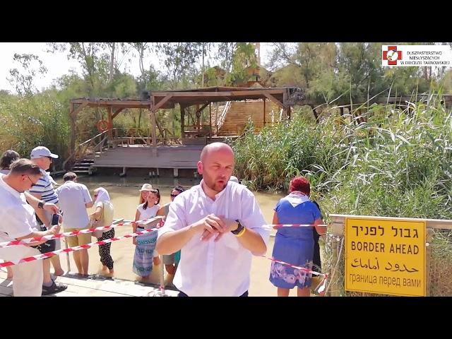 Izrael - Rzeka Jordan