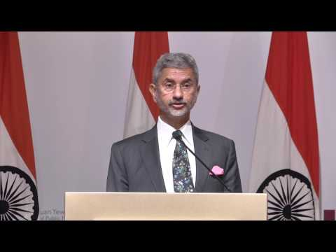 Speech by Foreign Secretary in Singapore to mark 25 years of
