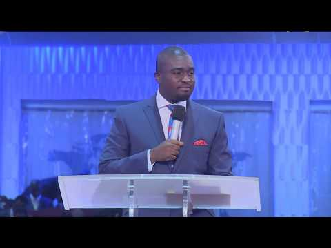 Ps. David Oyedepo Jr @Maximizing the Blessedness of Prayer and Fasting, Jan14, 2018 [3rd service]
