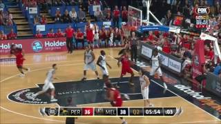Nick's top 5 Perth Wildcats plays of the week - Round 10