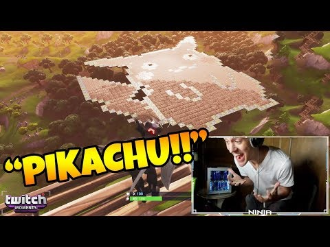 Ninja Reacts to Fortnite Funny Fails and WTF Moments! (Twitch Moments Reaction Ep. 207)
