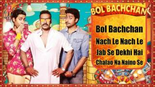 """Bol Bachchan"" Full Songs 