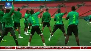 Bonfrere Says Nigerian Players Can Beat Any Team In The World, If Properly Groomed  Sports Tonight 