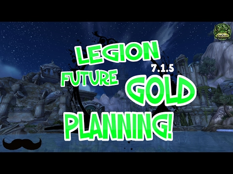 WoW Legion : Getting ready For 7.2! Love In The Air Farming! - Legion 7.1.5