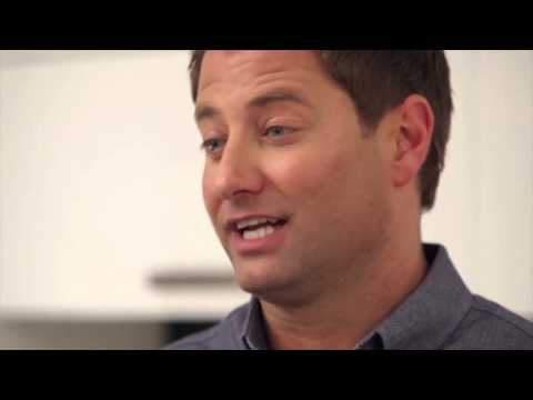 Omega PLC Kitchens Brand Ambassador George Clarke of Amazing Spaces and Restoration Man