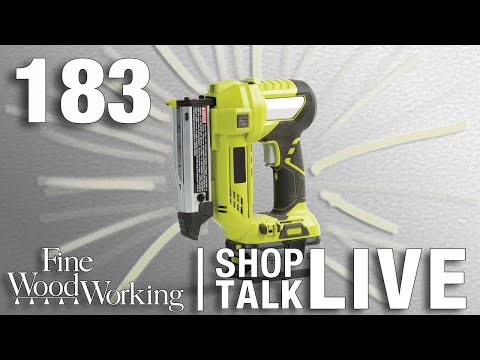 STL183: The Call Of The Cordless Tool