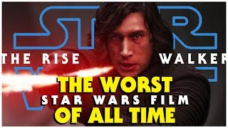 STAR WARS EPISODE IX: THE RISE OF SKYWALKER (star wars episode 9) | Movie Review