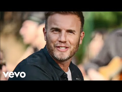 Gary Barlow - Let Me Go (Official Video)
