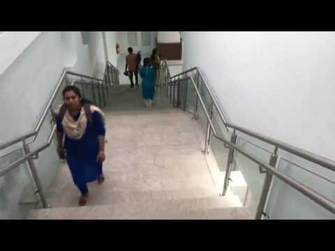 Kochi Metro - Aluva Station 2017