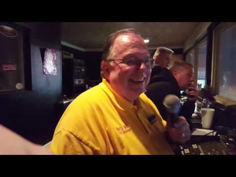 Fayetteville Motor Speedway's Greatest PA Guy, Marty Webb!