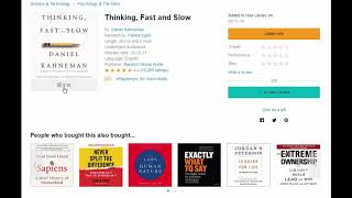 Learn Pronounce English With I.K. 35 - Thinking fast and slow